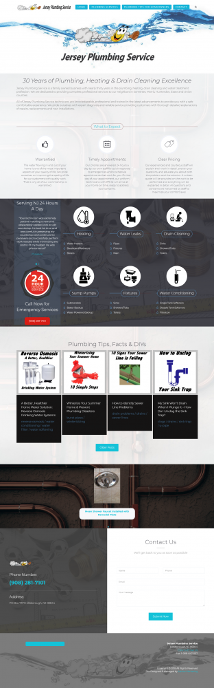 plumbing websites lattice marketing